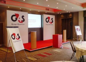 G4S conference exhibition