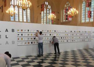 Fedrigoni exhibition display