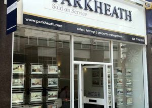 Parkheath signage London