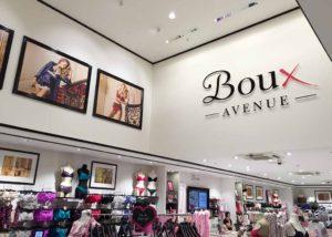 Boux Avenue graphics