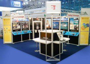 Carling exhibition in Munich