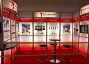 Carling exhibition stand