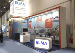 Elma exhibition stand