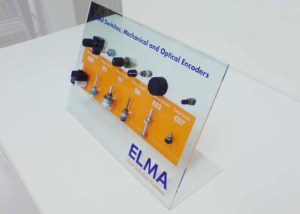 Elma countertop display
