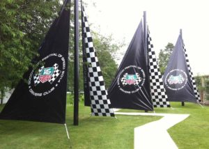 Festival of Speed drivers club exhibition