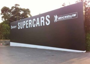 Goodwood Festival of Speed Supercars graphics