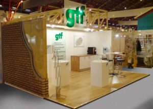 GTF exhibition stand