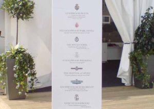 Goodwood Festival of Speed graphics