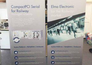Elma roller banner graphics