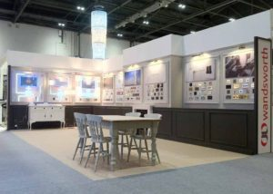 Wandsworth exhibition stand