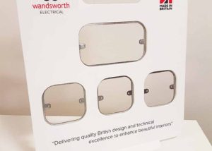 Wandsworth countertop display