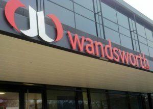 Wandsworth HO main signage