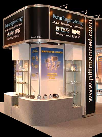 Modern Exhibition Stand Job : Modular exhibition stands designed to your needs