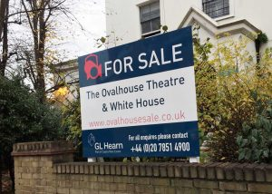 London For Sale signage