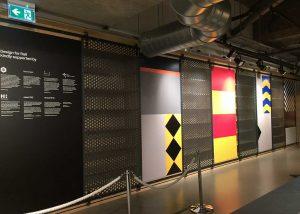 SEA Design: graphics and display installation