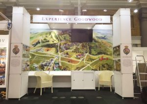 Goodwood modular stand