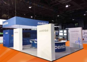 Installed at the All Power Expo in Glasgow's SEC.
