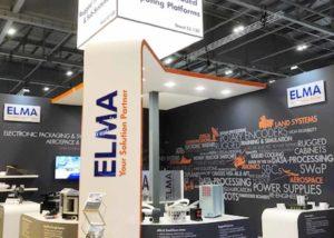 Elma at DSEI London