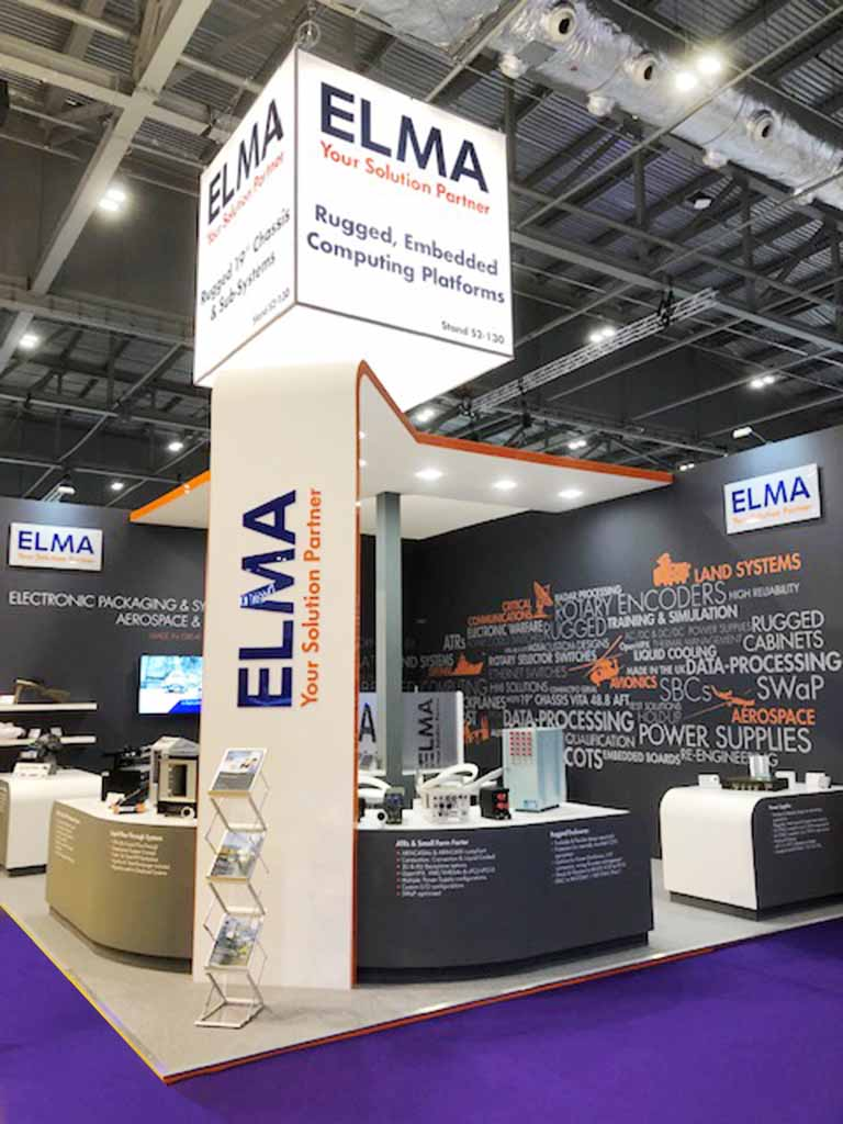 Elma at DSEI London