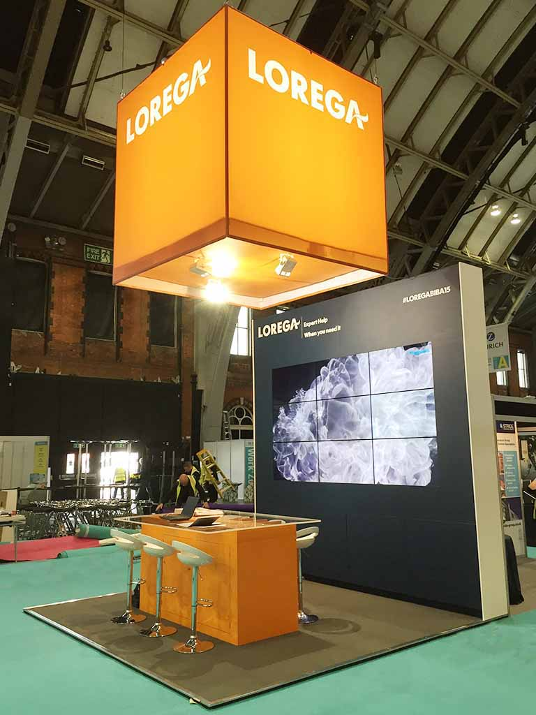 Exhibition Stand Hire Manchester : Lorega manchester exhibition newshield
