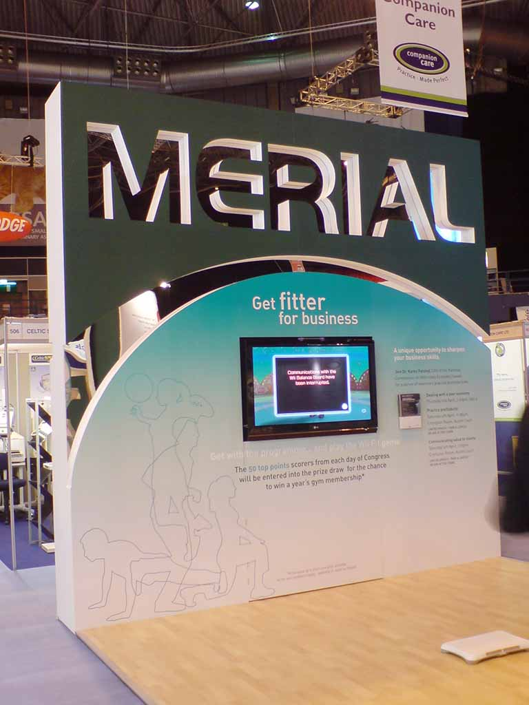 Exhibition Stand Fitter Jobs London : Merial : london newshield.co.uk