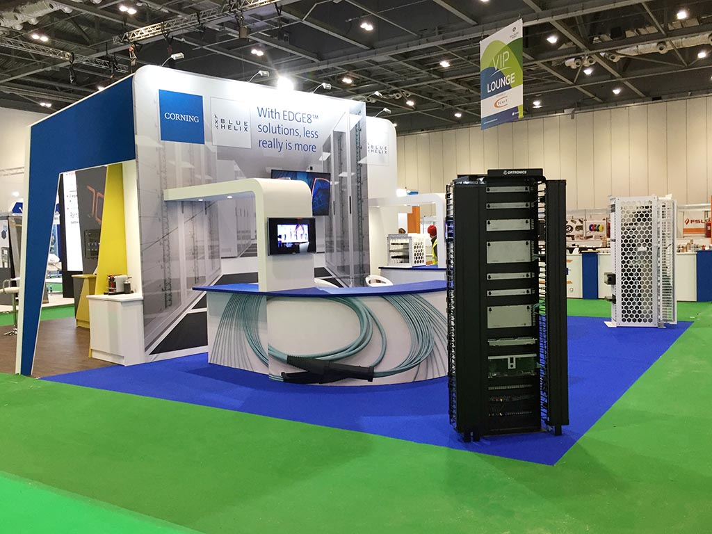 Exhibition Stand Fitter Jobs London : Blue helix data centre world london newshield