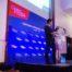 Global Finance awards dinner back panel