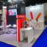Stand for Nvent at Excel London